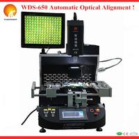 Color optical alignment system bga repair laptop tools for motherboard WDS-650 automatic bga soldering machine
