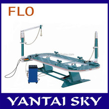 FL0 factory price/Hydraulic system/damaged used cars for sale/auto body frame machine