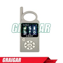 CBAY Hand-held Car Key Copy Auto Key Programmer for 4D/46/48 Chips PLUS
