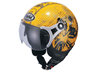 motorcycle fittings half face helmet