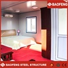 sound insulated comfortable Prefabricated Modular container homes container living