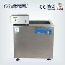 Degas Ultrasonic Cleaner / degreaser cleaner machine with 84L ultrasonic bath