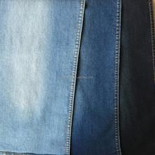 grey yarn denim fabric