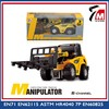 Hottest 6ch high speed rc toy loader truck