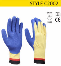 Ce Standard Factory Directly Provide Leather Welding Gloves