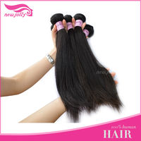 "hot sale fashion products 95-100g/pc 12""-30"" Remy Human Hair Pony Tail"