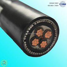 Super Quality PVC Insulated Steel Wire Armored PVC Sheathed 600 1000V PVC Power Cable