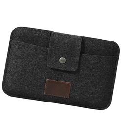 Book Hard Case Smart Felt Cover For iPad Mini