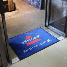 Nylon Rubber Backed Dust Control Moistureproof Entrance Door Mat