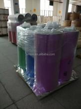 24mic hot sale PET THERMAL metalized color FILM/roll/scraps
