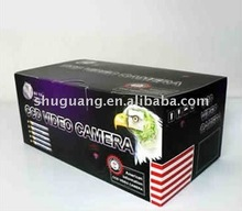 C-flute corrugated paper boxes