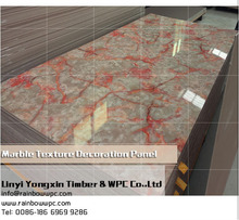 Artificial Marble Texture Wall Panel