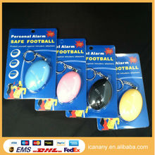 Wholesale promotional products china electrical self defense safety personal alarm keychain