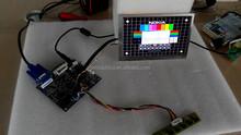 7inch digital lcd screen 800x480 tft lcd display tft lcd 7 inch G070vw01 V.0