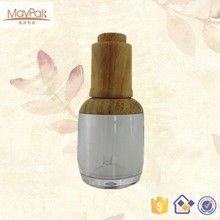 New product essential oil bottle manufacturers 10ml bamboo