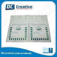 customized logo printing security tamper evident bag