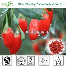 Import private label goji berries in bulk
