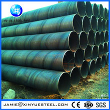 best selling products din en 10220 high-strength spiral welded steel pipe/tube for construction building