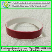 New arrival rubber band factory direct price for silicone band