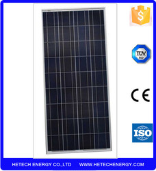 china wholesale Solar pv panels Poly 150w low price solar panels