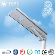 National Quality Trustworthy Product With Cheap Price All In One Solar LED Road Lamp