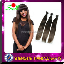 16 inches straight indian remy hair extensions virgin human hair