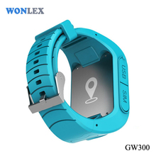 Wonlex wrist watch personal gps trackers,sport anti lost watch gps for kids,smart gps track watch phone