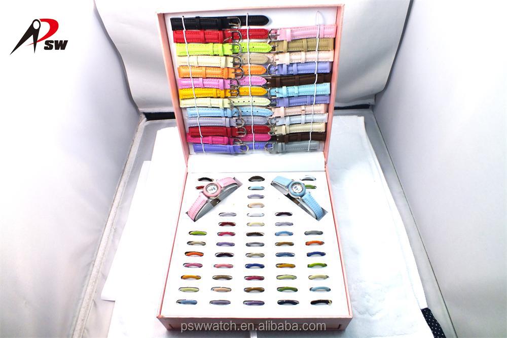 Wholesale DIY Japan Movt Quartz Wrist Watch for Chirlfren and Women