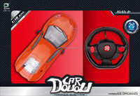 Hot Sell Wholesale Price Children Toys 1:18 4 Channel Radio Control Car with light and sound
