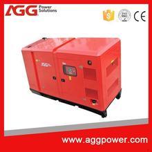 100kva 80kw diesel generator set importer made in China