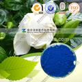 pigment bleu gardenia bleu gardenia poudre