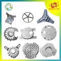 Fundición de aleación de aluminio , piezas Para Lavadora Hasta Shell