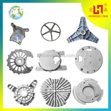 Casting Aluminum Alloy Parts For Washing Machine Up Shell