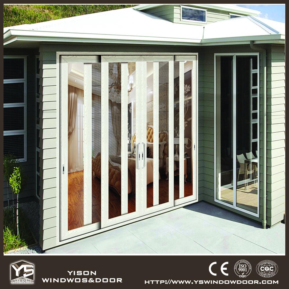 Low Price Aluminium Sliding Doors Interior And Exterior