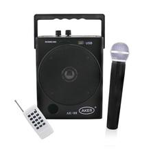 Amplificadores de audio de voz Aker PA