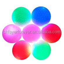 new style LED golf ball