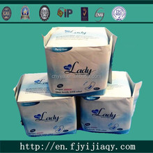 anion sanitary pads for lady 155mm