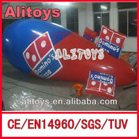 inflatable helium airplane balloon blimp toys for sale