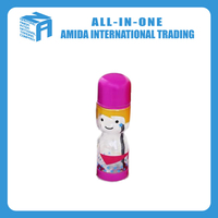 plastic children water bottle with straw space cup