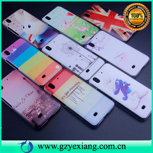 Fancy design back cover case for huawei ascend g620s factory direct
