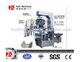 rotary máquina de embalagem de pipoca de microondas