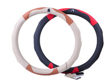 Soft Leather OEM Car Truck Steering Wheel Cover