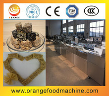 automatic sesame candy bar making machine