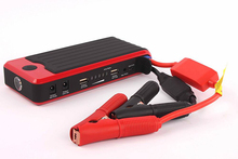 12V Jump Starter Multi-Function Car AUTO Emergency Back Up Power Bank 16500mAh Battery Charger For Laptop Mobile Phone