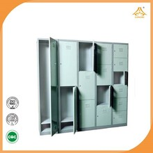 Factory direct hot sale steel staff lockers metal home and commerical steel furniture cabinet