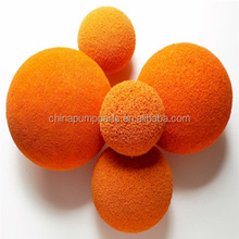 Good Quality Concrete Pump Sponge Cleaning Ball 5' for wholesales