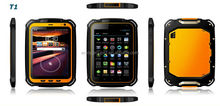 7.85 inch T1 andriod phones ip67 mobile phone waterproof rugged andriod tablet