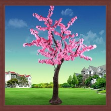 Large artificial decorative LED Cherry blossom tree lights or cheap outdoor wedding decorations