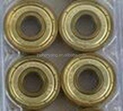 Top grade hot sale nsk 608z abec 11 skateboard bearings