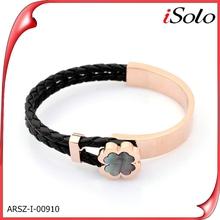 Made in vietnam products 2014 fashion jewelry hawaiian flower bracelet